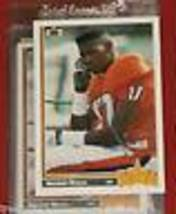 7 LOT 1991 UPPER DECK #17 UD HERMAN MOORE ROOKIE CARD Free Shipping U.S.A. - $5.09