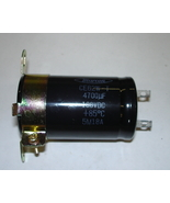 Marcon Capacitor 4700 - $10.00