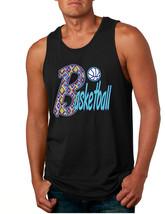 Men's Tank Top Basketball Aztec Love Sport Gym Top Fitness - $13.94+