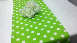 POLKA DOT TABLE Linens -Colors -Table Runner,  Napkins, Placemats, Dotte... - $12.50
