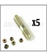 Land Rover Discovery Range Rover Defender 25mm Stud & Flanged Nuts Set x... - $10.00