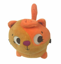 B.Toys Wobble'n'go Lola Cat Plush Baby Toy 6 Months + Crawls & Meows Bat... - $27.02