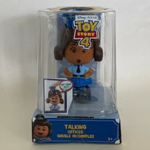 Disney Pixar Toy Story 4 Talking Officer Giggle McDimples Action Figure ... - $14.84