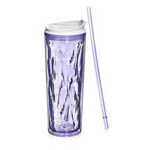 Cupture Crystal Click & Seal Shake Tumbler Cup for Hot or Cold Drinks - ... - $17.48