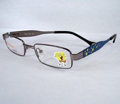 Nickelodeon OB03 GUN Sponge Bob Eyeglass Children Kids Eyewear Frame Gla... - $49.49