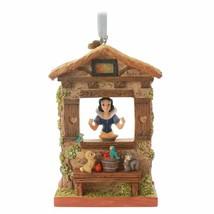 Disney's Snow White Figure Ornament, NEW - $34.00