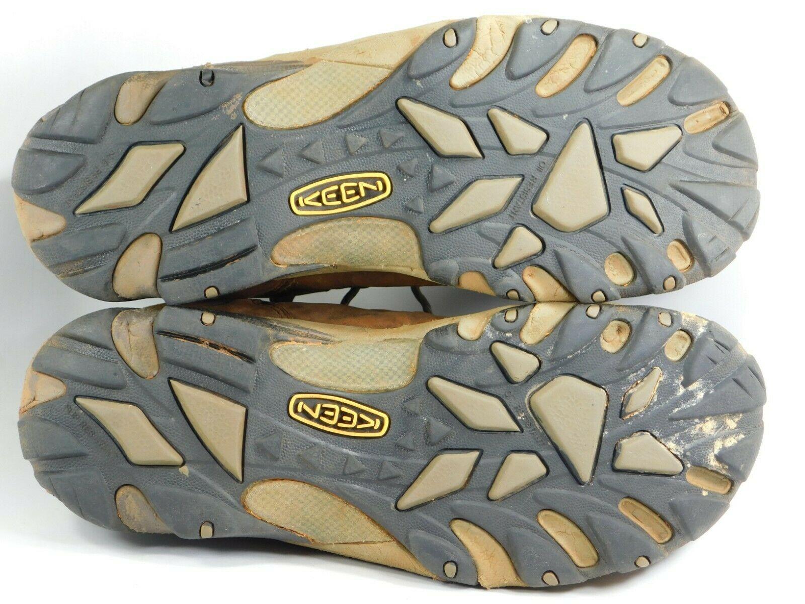 Keen Detroit Mid Top Size US 12 M (D) EU 46 Men's Steel Toe Work Boots 1007004