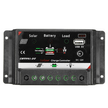 10/20A LED Auto PWM Solar Panel Battery Regulator Charge Controller DC12... - $16.53+