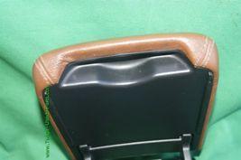 08-14 Audi A5 Sliding Leather Armrest Center Console Lid Cover image 6