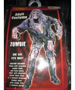 Spirit Halloween Shop Adult ZOMBIE Unisex Costu... - $39.39