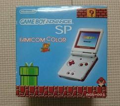 Game Boy Advance SP body NES color limited JAPAN - $127.15