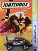 Matchbox MBX 2009 #82 Desert Adventure Volkswagen 4x4 - $3.36