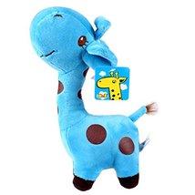 """Plush Doll for Kids Lovely Giraffe Plush Toys 14.9"""" H Blue - $26.37"""