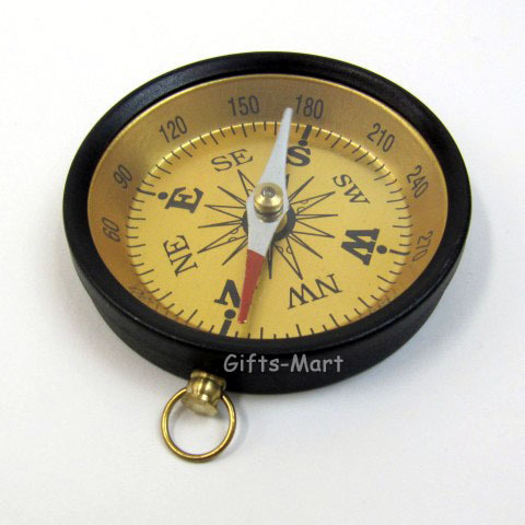 Compass alum 3 inch