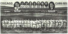 1932 CHICAGO CUBS 8X10 TEAM PHOTO BASEBALL MLB PICTURE WHITE BORDER - $3.95