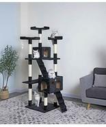 "Go Pet Club 72"" Cat Tree Black - $123.68"