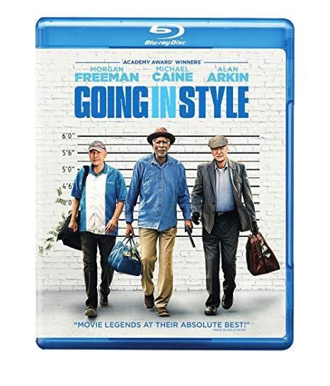 Going in Style [Blu-ray/DVD, 2017]