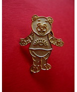 Teddy Bear Childrens Hospital Lapel Pin Hat Pin Collector Souvenir Colle... - $5.99