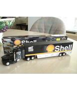 Shell Semi Truck Corgi 1:64 Shell Racing Transporter Limited Edition, Mint  - $24.99