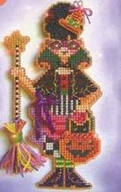 Stitch-A-Little:Trixie the Halloween Witch Chart only cross stitch Brooke's Book - $5.40