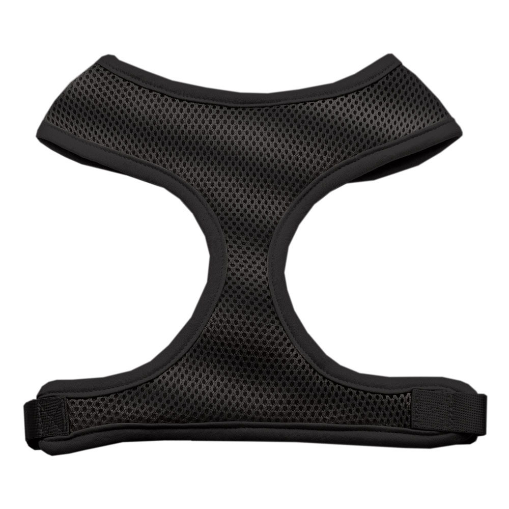 Mesh harness black