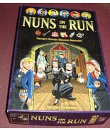 Nuns on the Run Family Board Deduction Game Mayfair Games -Complete - $15.00
