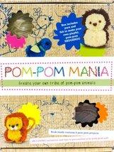Pom-Pom Mania (Scary Cute Boxsets) [Paperback] Parragon Books - $10.34