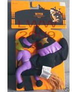 Riding Witch X-Small Dog Halloween Costume NEW - $7.99