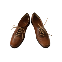 Timberland Oxford Brown Flats - $84.15