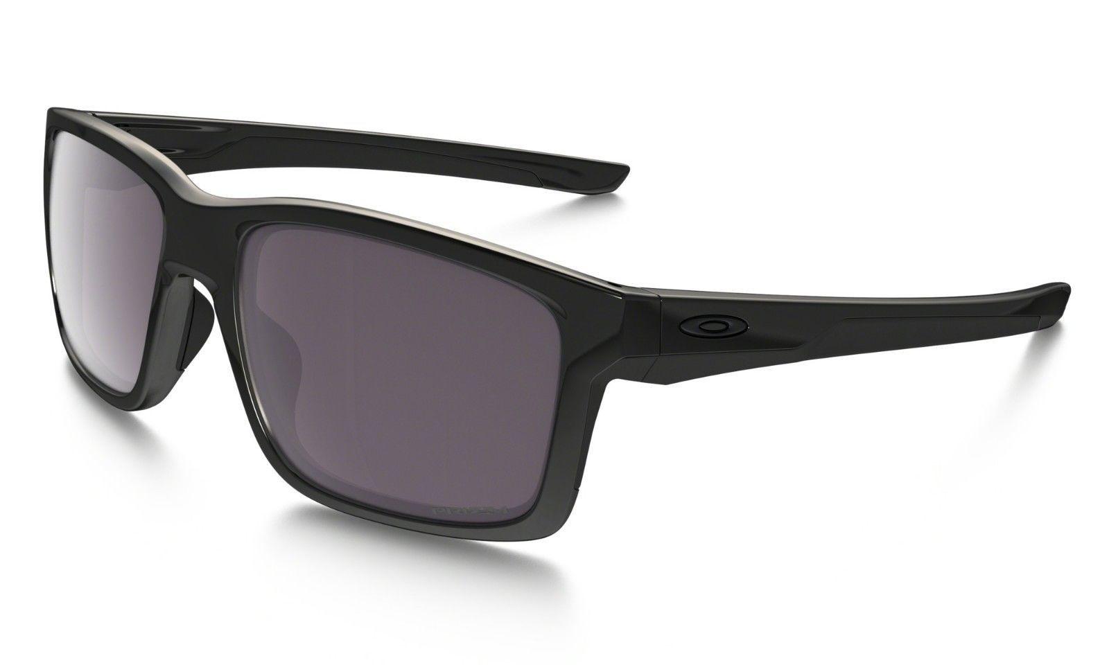 OAKLEY 009264 08 MAINLINK Polished Black /Prizm Daily Polarized Sunglasses