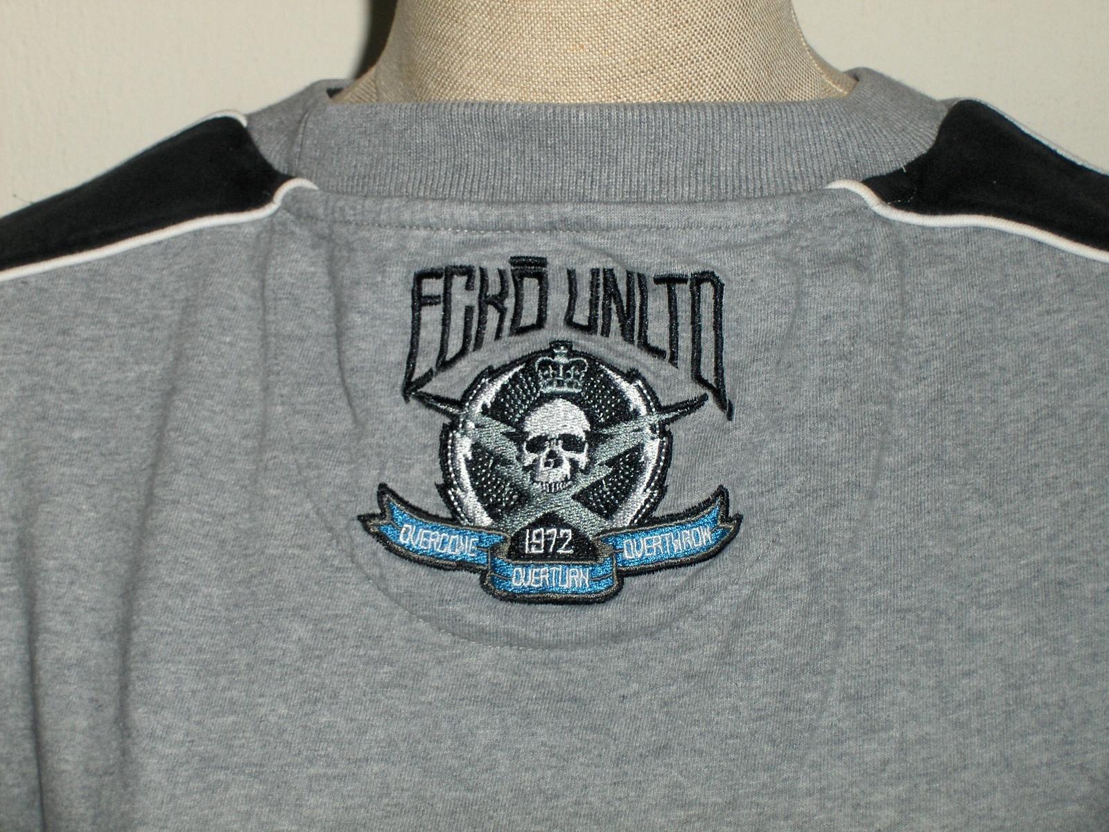 ... ECKO UNLTD T-Shirt Overcome Overturn Overthrow Mens ...