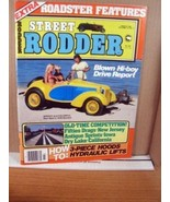Street Rodder Magazine March 1981 Blown Hi-Boy Drive Report, Roadster Fe... - $8.99