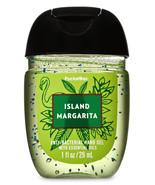Bath & Body Works Pocketbac Hand Sanitizer Gel Island Margarita 1oz - $3.87