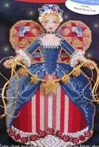 Spirit of America Chart only cross stitch Brooke's Books - $7.20