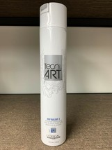 L'oreal Tecni Art Infinium 3 Strong Hold Finishing Spray 10.2oz - FAST FREE SHIP - $21.75