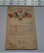Home Treasure YMCA Postcard Poste Italiane Gillespie Gilman House Exeter... - $18.99