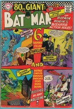 Batman 193 Aug 1967 VG+ (4.5) - $21.38