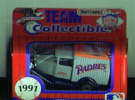 Matchbox White Rose 1991 MLB San Diego Padres Ford - $16.82