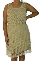 International Concepts Women's Crocheted Dress  SZ:14 - $89.99