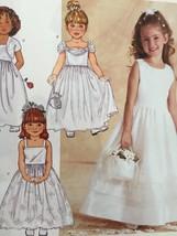 Butterick Sewing Pattern 3351 Girls Dress Jacket Size 2-5 New - $16.76