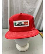 trucker hat baseball cap Vintage Snapback Mesh Patch Cenex Land O Lakes ... - $49.99