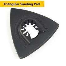Triangular Sanding Pad Renovator Dremel Power Fore Machine Accessories Tool - $14.45