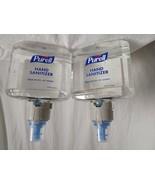GOJO Hand Gel, 1200 ml Ea., Fits ES8 Dispensers, 2 Pack, Exp: 05/2023 - $56.90