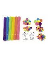 Darice EDU1525 300-Pack Craft Supplies, Assorted, 300/Pack - $12.03