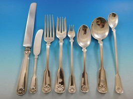 Shell and Thread by Tiffany & Co. Sterling Silver Flatware Set for 12 Service - $11,500.00