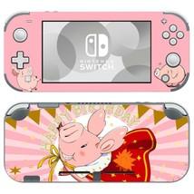 Nintendo Switch Lite Console Vinyl Skin Decals 7 Deadly Sins Hawk Pig Cute Anime - $9.60