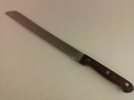 Sunbeam Stainless 8-Inch Blade Serrated Knife 13-Inch Long - $14.54