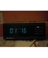 Vintage Soviet USSR Russian Elektronika 13 VFD NIXIE TUBE Alarm Clock  - $94.14