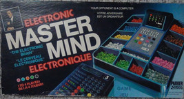 Electronic Mastermind, Your Opponent is a Computer. 1-4 Players, Parker ... - $1.99