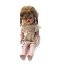 "Vintage 1950s Ideal Saucy Walker Doll 22"" - $38.69"